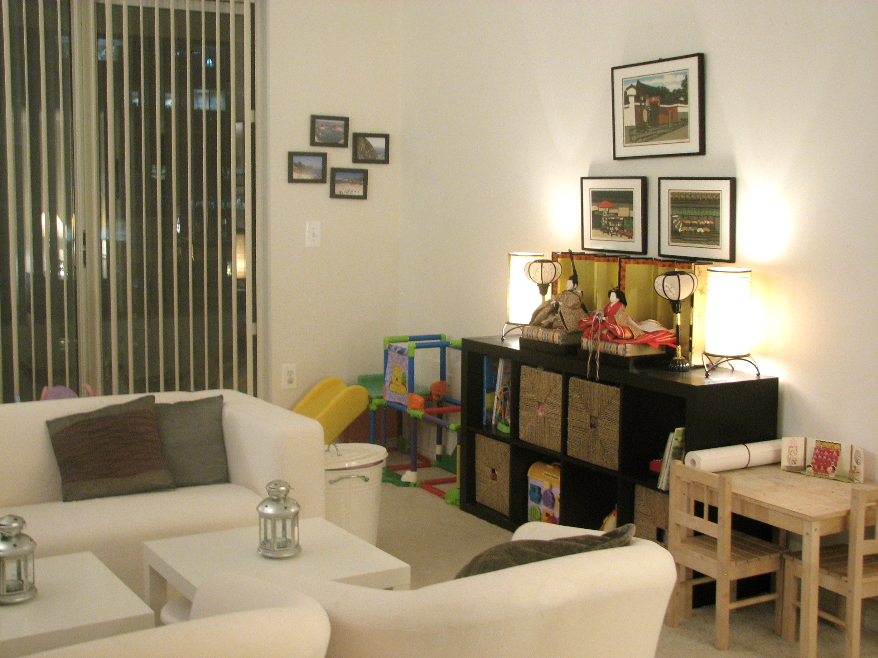 Apartment Solution ☆ living room + play area - Chuzai ☆ Living