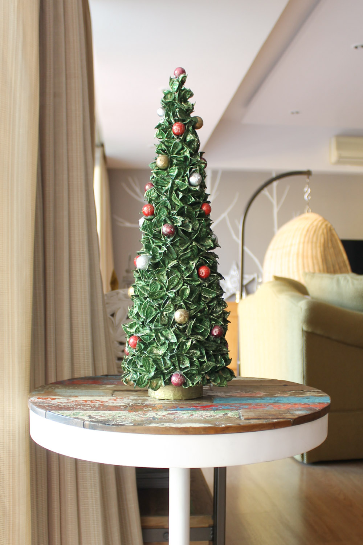 Christmas Tree Pottery Barn