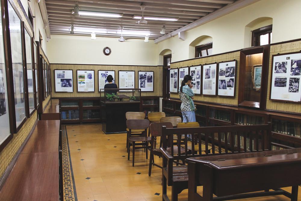 Mani Bhavan ☆ Gandhi Memorial Museum In Mumbai