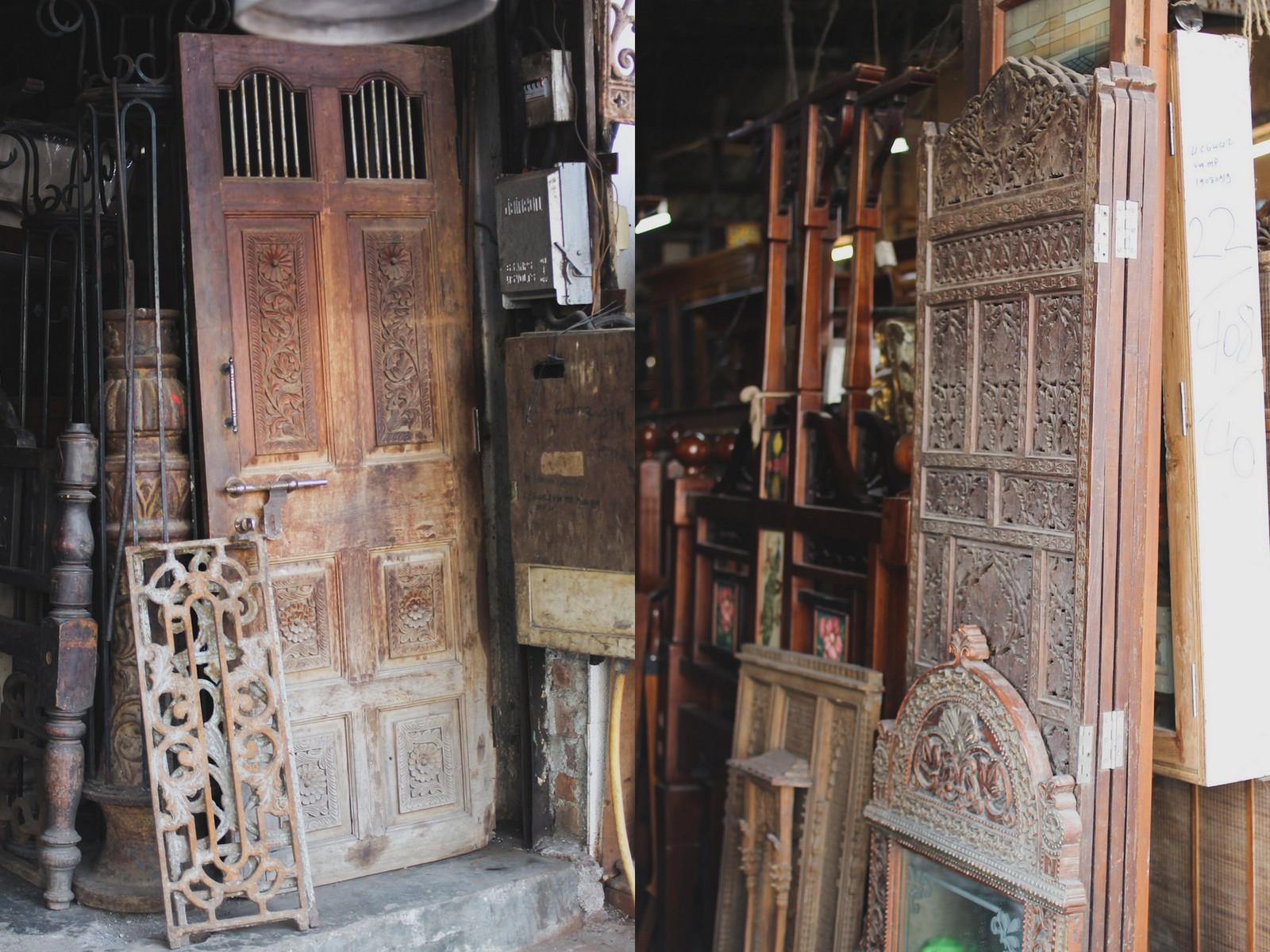 Oshiwara Antique Market ☆ Jogeshwari Chuzai Living