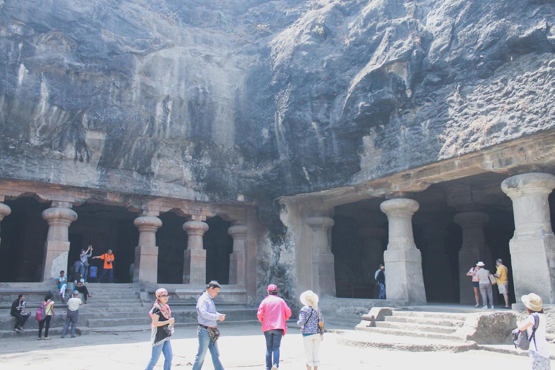 Elephanta Caves on Elephanta Island | Chuzai Living