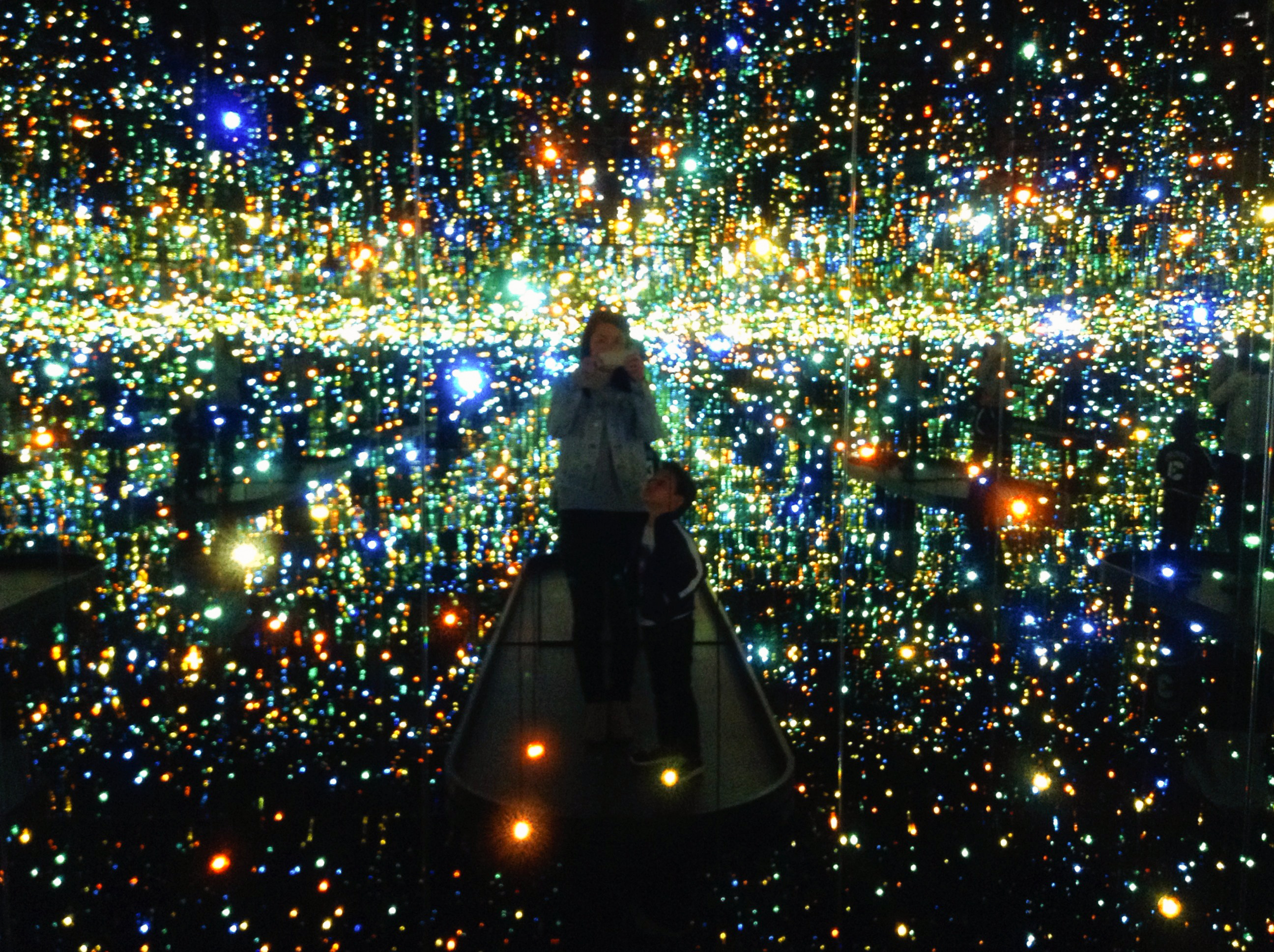 What To Expect At The Yayoi Kusama Exhibit In Washington