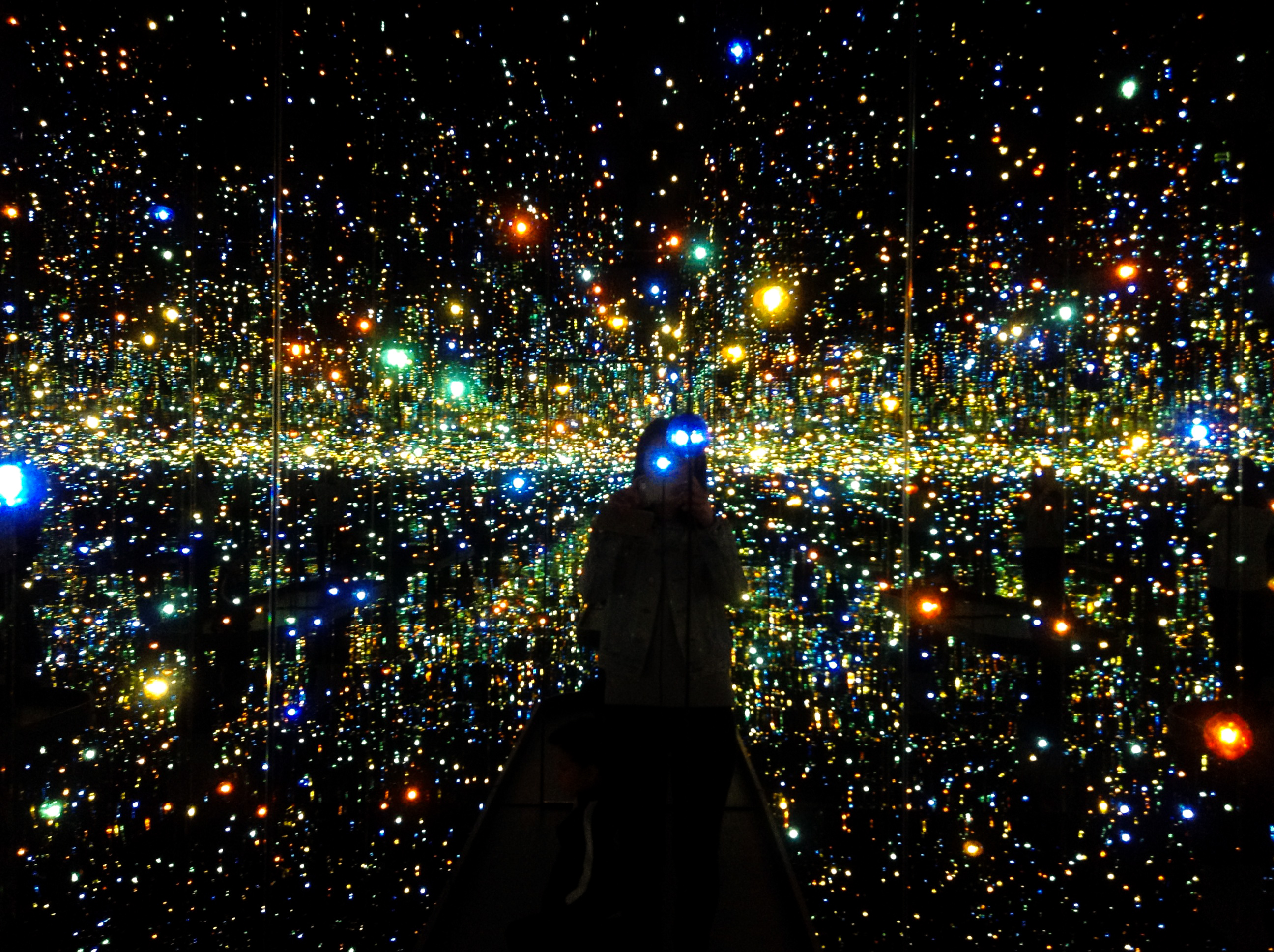 What to Expect at The Yayoi Kusama Exhibit in Washington ...